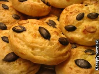 Slané koláčiky s balkánskym syrom